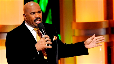 Steve Harvey Accused Of Infidelity On Youtube By His Wife Mary